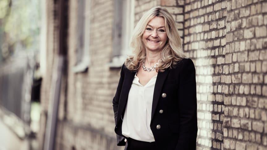 Agneta Clark från Göteborgs Lokallots AB vann Årets Mäklare 2020