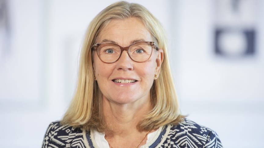 Eva-Maria Dufva, intressepolitisk talesperson på Reumatikerförbundet