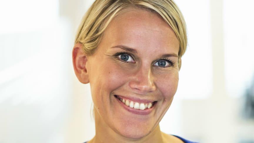 Karolina Brick, miljöchef Riksbyggen.
