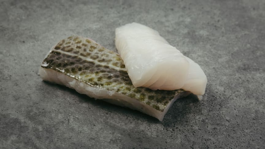 Norge eksporterte ferske hvitfiskprodukter for 1,4 milliarder kroner i første kvartal. Foto: Marius Fiskum