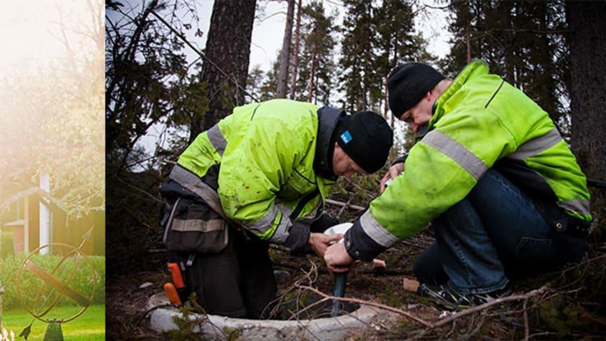Umeå Energi har beviljats bidrag för fortsatt bredbandsutbyggnad på landsbygden