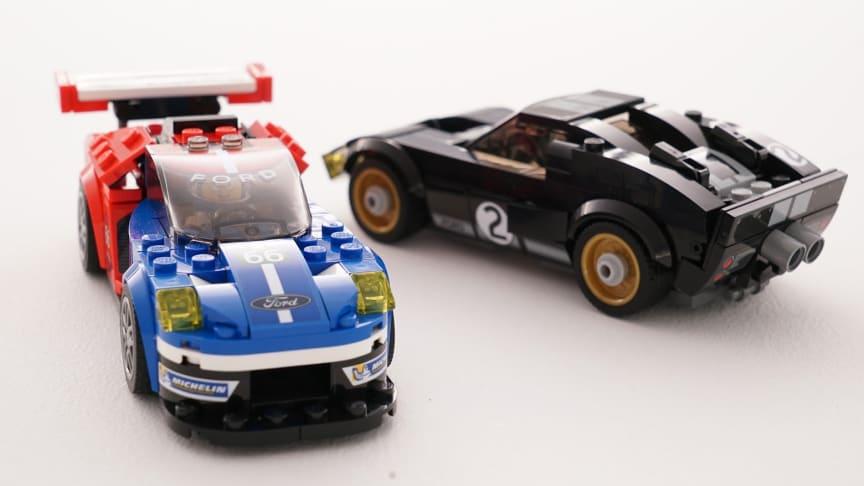Fords Le Mans-seire blir LEGO-sett!