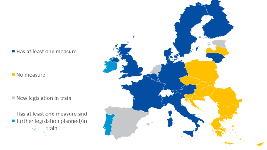 Member States are dawdling on gender pay transparency
