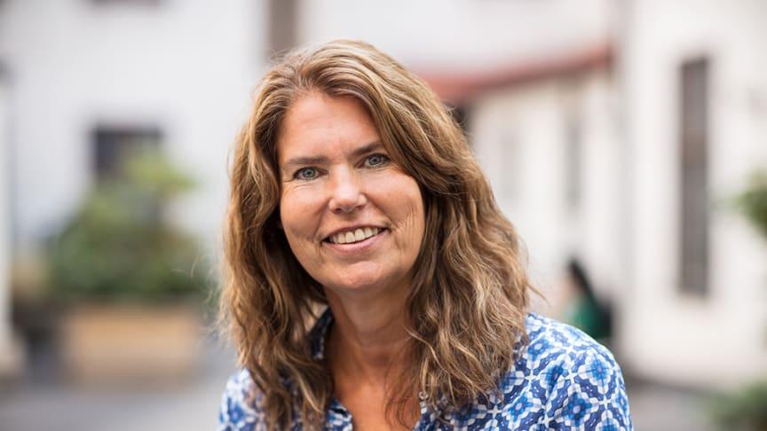 Lena Rasmusson, ny gruppchef på Forsen.  (Foto: Per Myrehed)