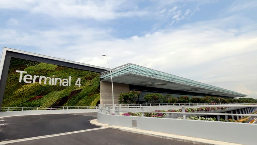 Changi Airport further consolidates terminal operations