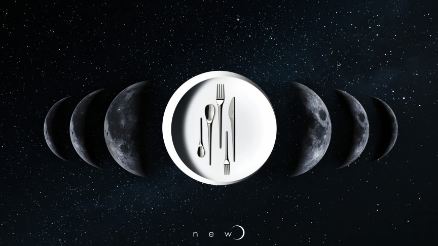 A design inspired by the moon – NewMoon:  Perfect haptics meet extraordinary form
