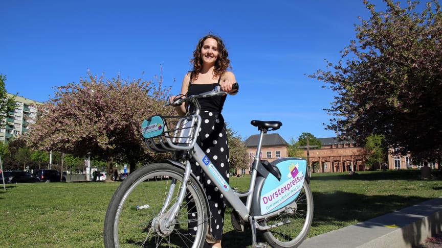Bestes Fahrradverleihsystem Deutschlands ist nextbike aus Leipzig - Foto: Nathalie Hempel