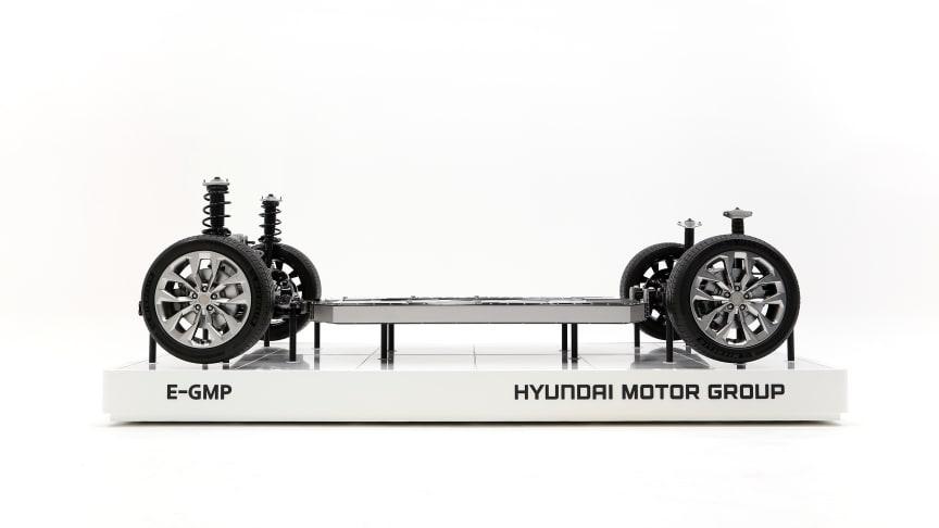E-GMP. Foto: Hyundai