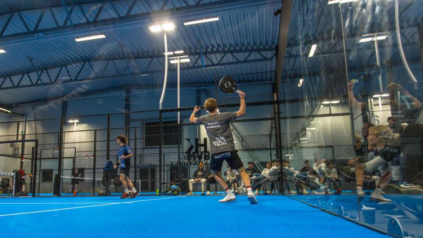 Den 20-22 maj spelas den första deltävlingen i Euro Finans Invitational i Helsingborg Arena. Foto: Anders Roos