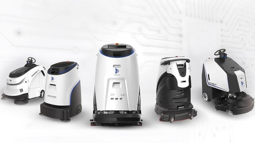 Procurator och Supplies Direct introducerar - nya generationens städrobot