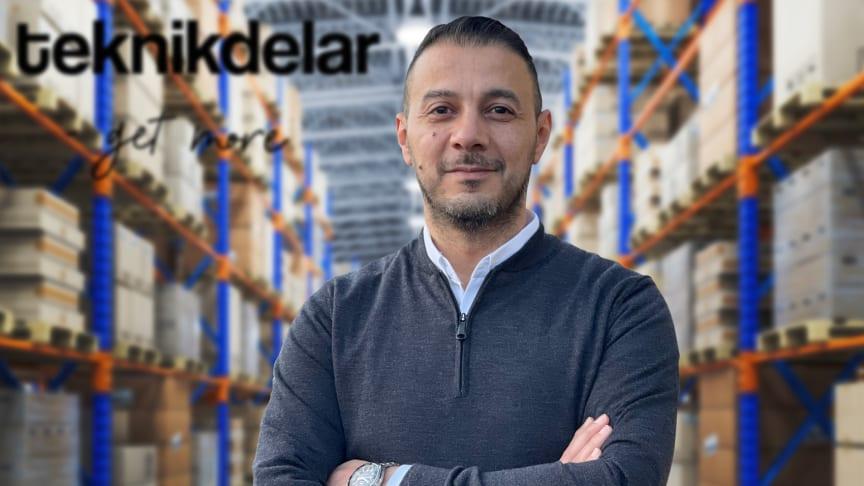 Teknikdelar expanderar till Danmark och Finland