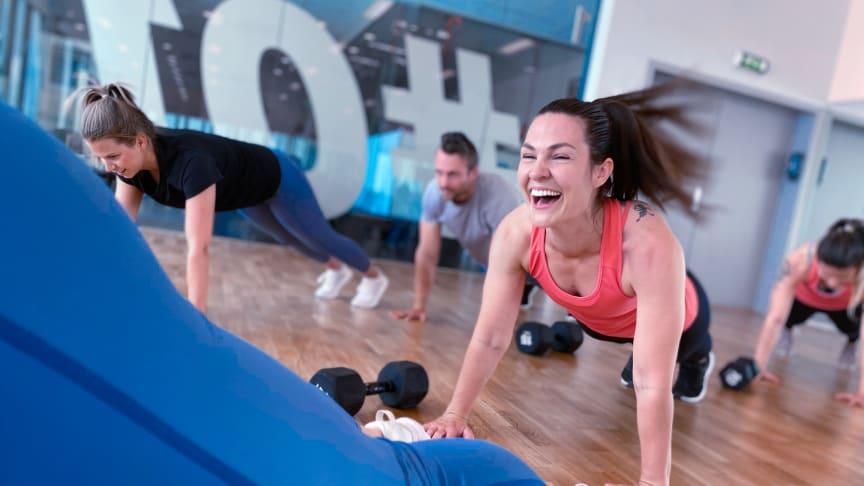 SATS presenterar höstens träningsnyhet – Workout of the Week