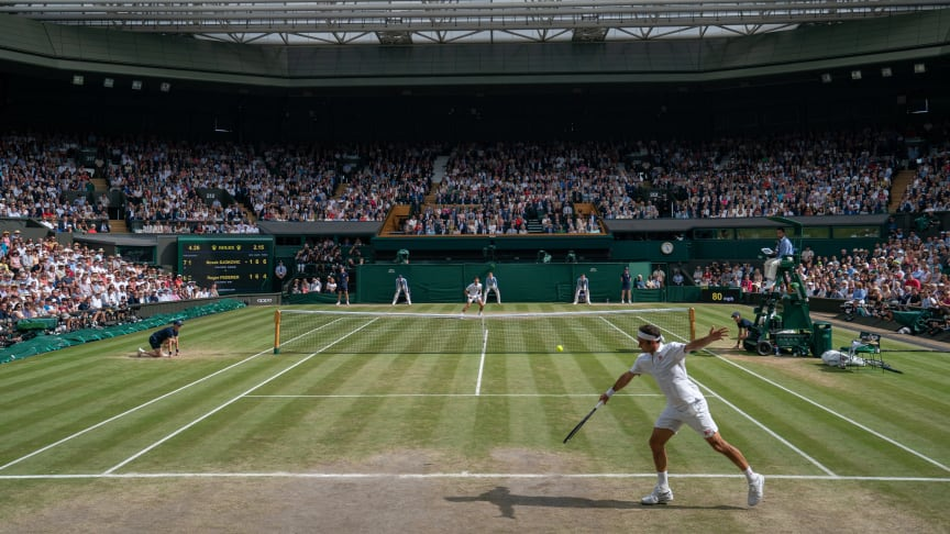 The Championship Wimbledon -  authorised re-seller in Sweden., Norway, Denmark, Finland and Iceland of the Official Exclusive Hospitality Provider to The Championships.