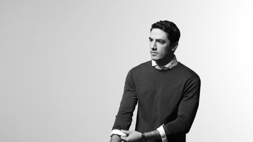 Mehrdad Mahdjoubi är Årets Tekniker 2014