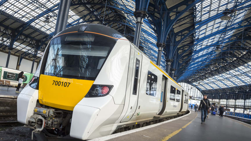 Flying south: Thameslink announce more weekend services from Cambridge and Hertfordshire to London, Gatwick and Brighton