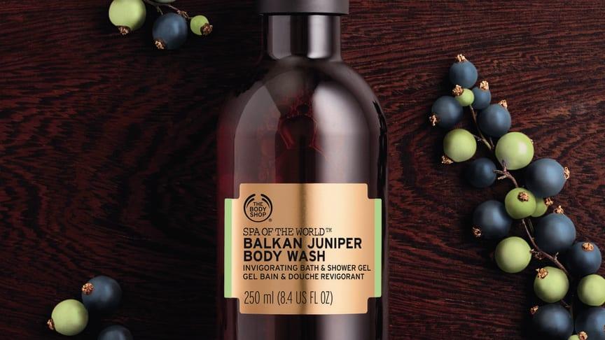 Balkan Juniper Body Wash 250ml_env