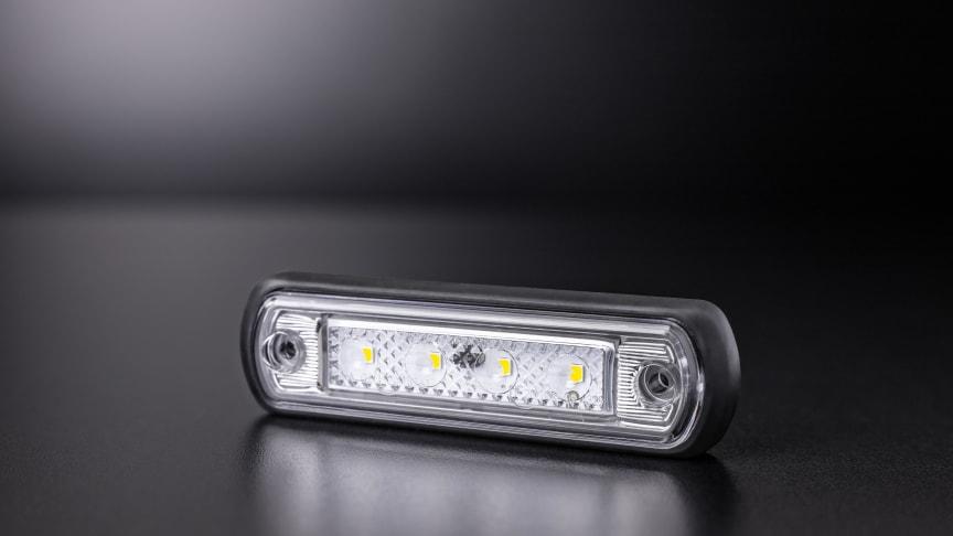 Den nya belysningsserien är tålig mot vibrationer