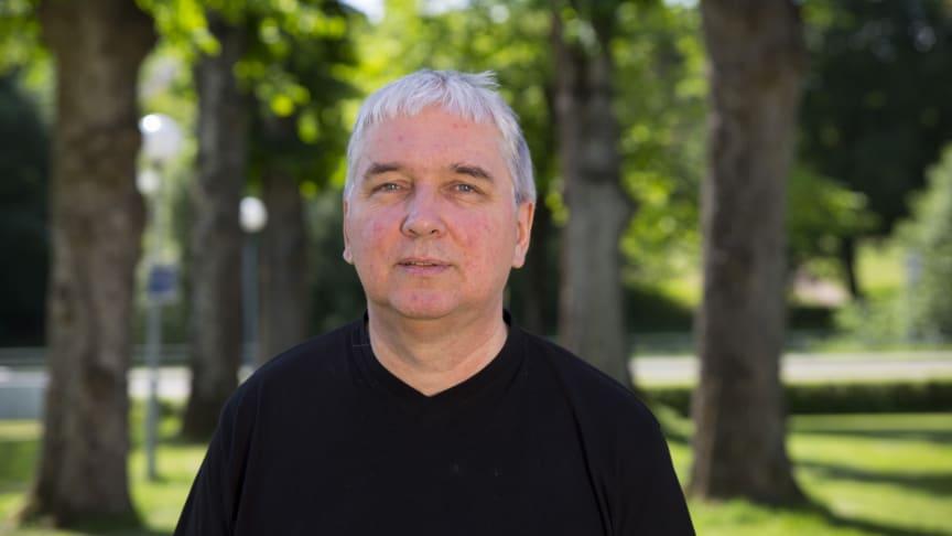 Björn Lundell, professor i datavetenskap på Högskolan i Skövde.