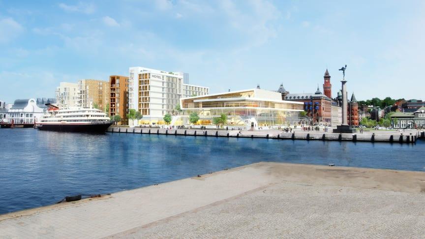 Energifullt säljteam sätter Helsingborg på Nordiska kartan