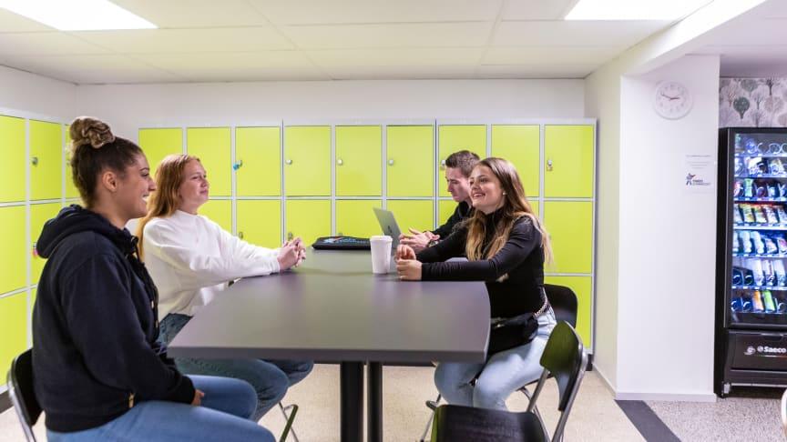Till hösten välkomnas eleverna tillbaka till en skola som byggts om rejält.
