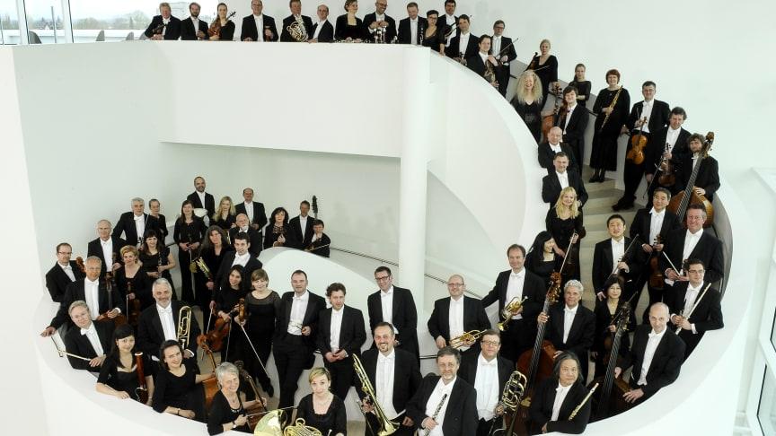 Das NWD-Orchester in kompletter Aufstellung.