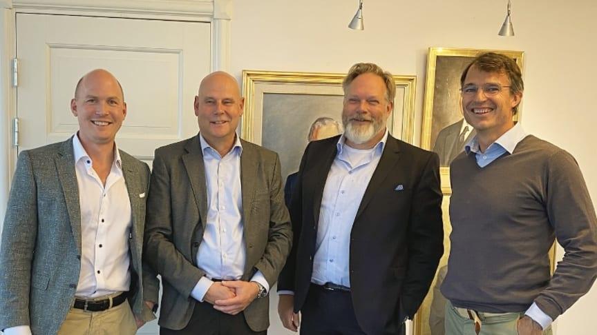 Ernströmgruppen acquires Cromocol