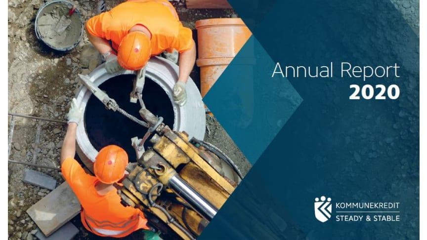 KommuneKredit announces Annual Report 2020