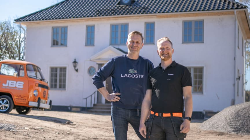 JBE Takspecialisterna – årets vinnare av Moniers King of Roofs