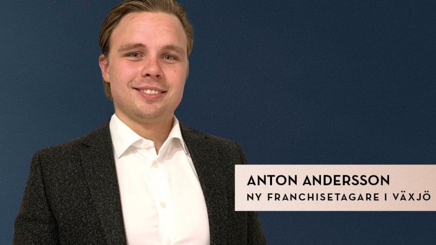 Anton Andersson, Franchisetagare Växjö