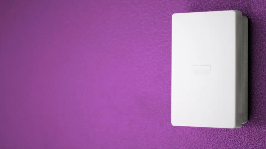 Kompakt GSM-larm för små anläggningar