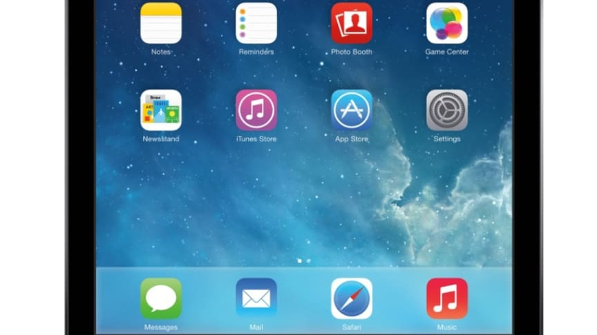 iPad Air til jul? Ikke vent for lenge!