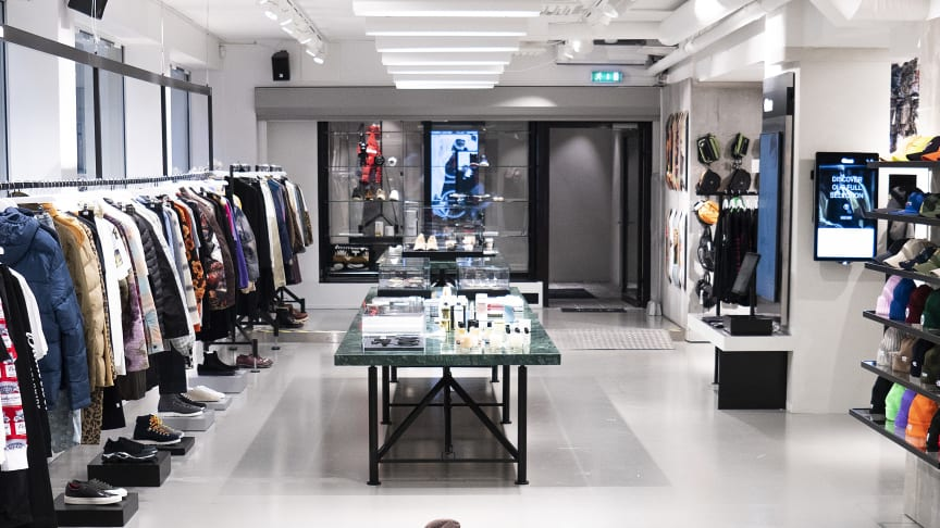 Caliroots Opens New Flagship Store in