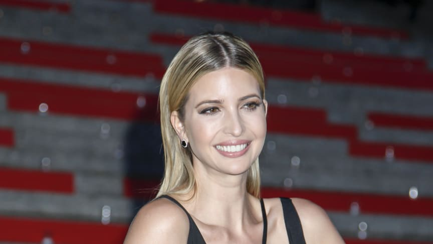 Ivanka Trump - seen here at a Vanity Fair party in 2015 - didn't exactly shower herself with glory with her interview with Cosmopolitan