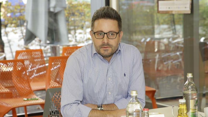 FARKOR: Carsten Frederik Buchert (Felix Burda Stiftung)