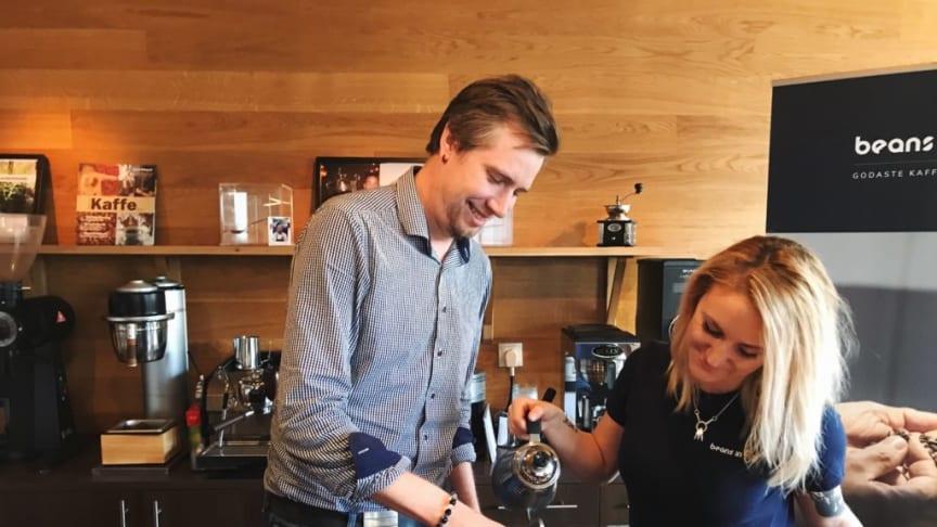 Dags för Coffee Professionals Cup – Nordens bästa kaffe på jobbet!