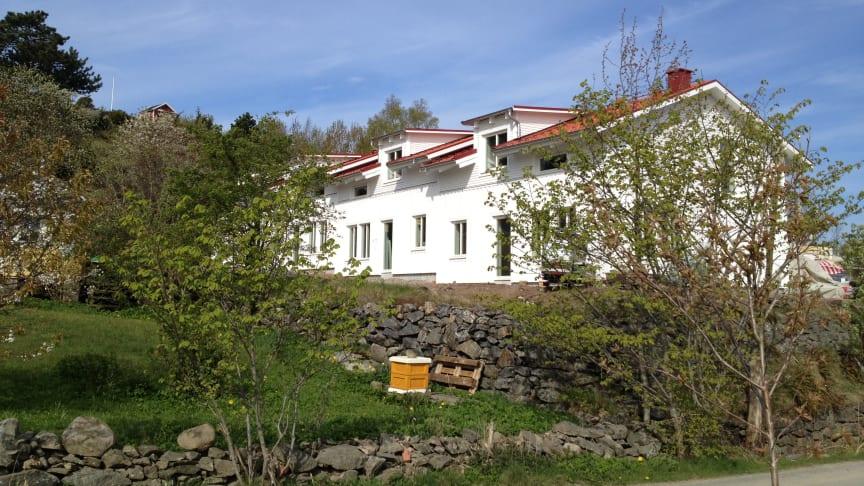 Par- och radhus på Brännö - Visning söndag 28 oktober kl 12-13
