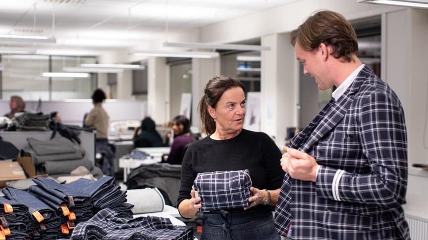 Norwegian recicla uniformes y crea una línea de productos sostenibles