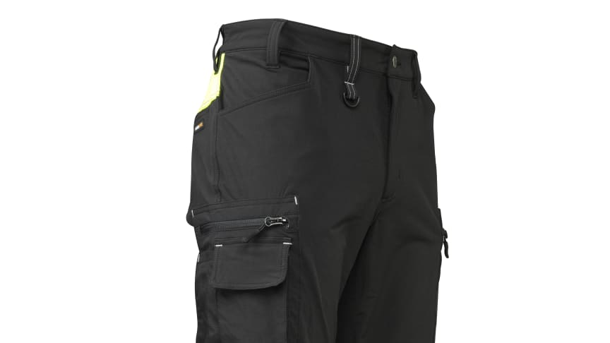 Hi-vis Perform Stretch Pants Cl1 (fram)