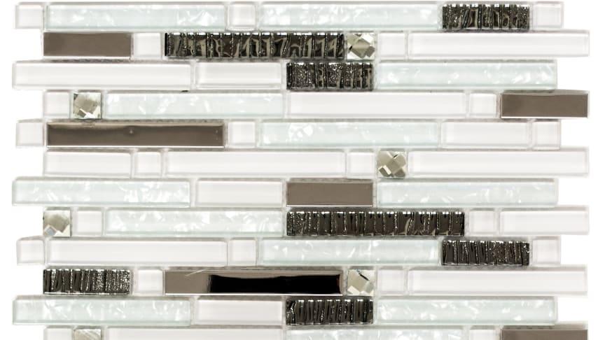 Mosaik Eventyr De Vilde Svaner 30x30,  1.248 kr. M2.