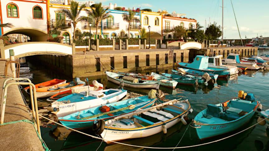 Foto av Mats Högberg från Puerto de Mogan, Gran Canaria.