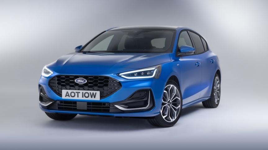 Nový Focus přichází se svěžím a sebevědomým vnějším vzhledem, inspirovaným designovou filozofií Fordu založenou na člověku a jeho potřebách.