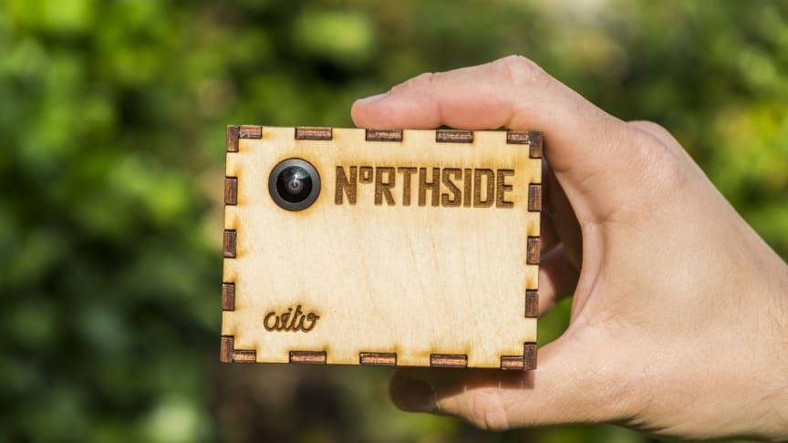Masser af teknologi på NorthSide