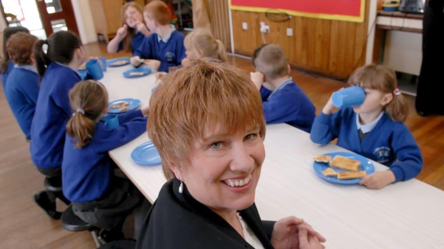 Breakfast scheme brings benefits