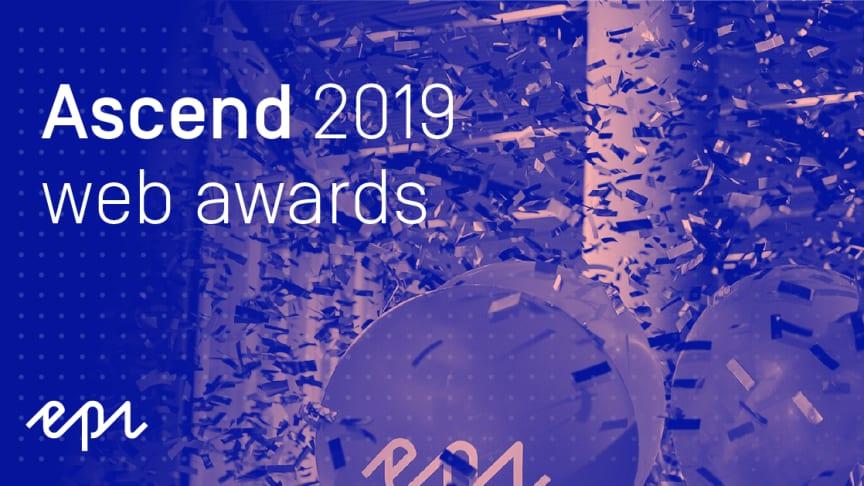 Episerver Web Awards 2019