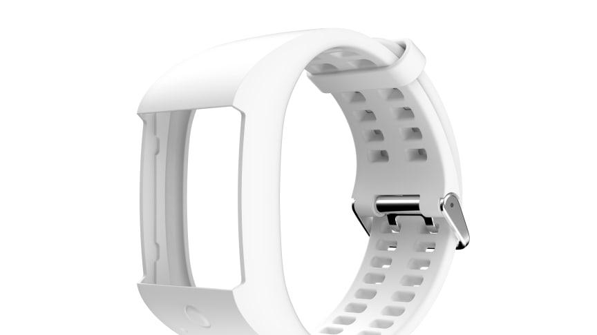 Polar M600 valkoinen ranneke