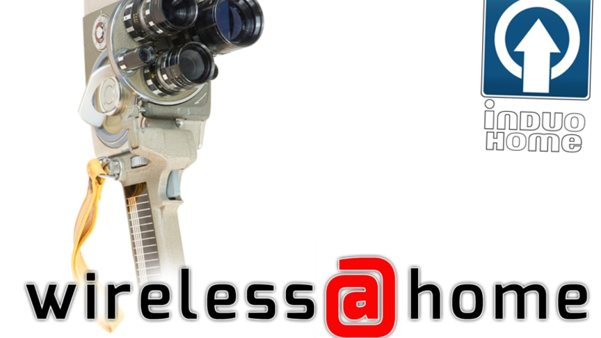 Wireless@Home - webTV från Induo Home del 3: larm och fjärrstyrning via GSM