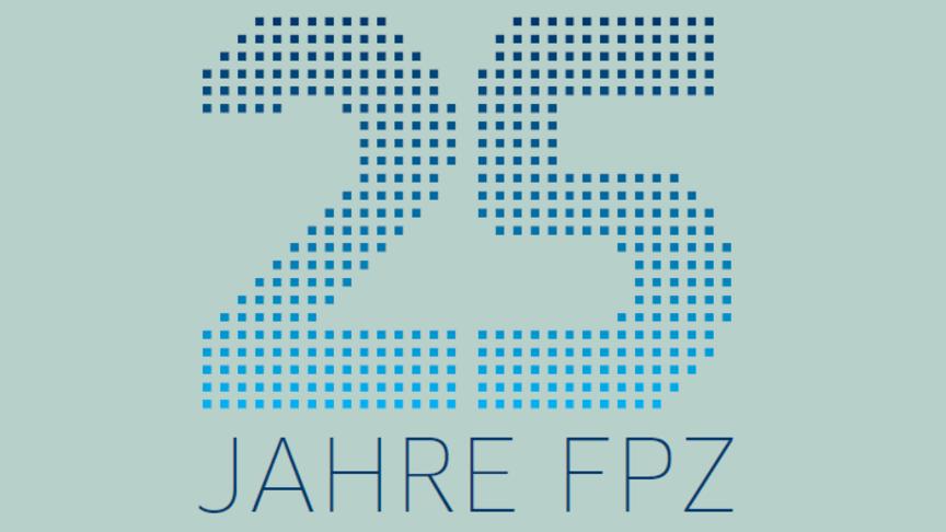 25 Jahre FPZ - Jubiläum am 13. Oktober 2018