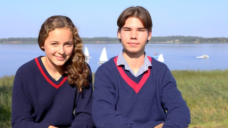 Aleta und Kjell sind Hausälteste in Louisenlund