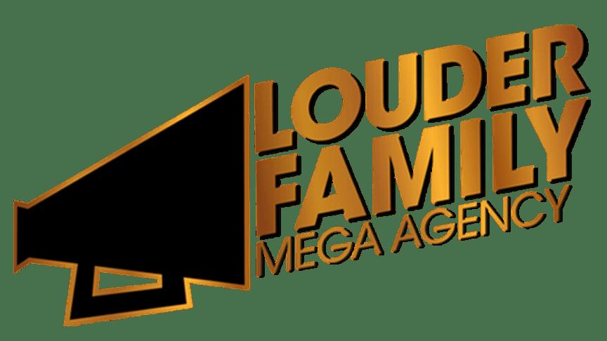 Louder Family logo