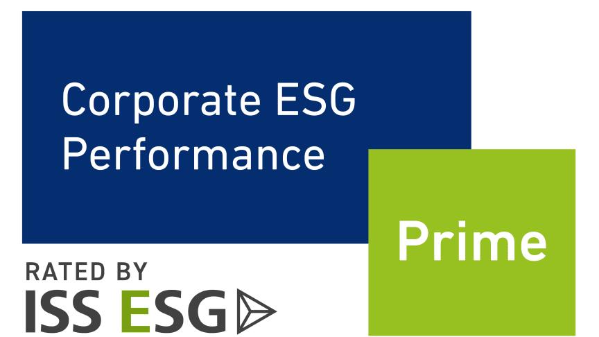 KommuneKredit achieves improved ESG-rating